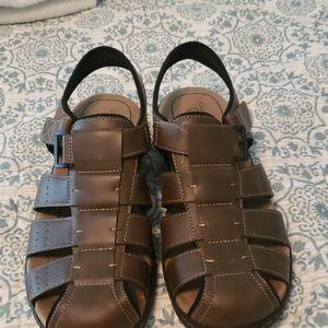 Croft and barrow sandals